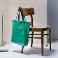 Shopper-Backpack vintage green
