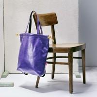 meyota shopper-backpack violet