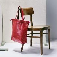 Shopper-Backpack red