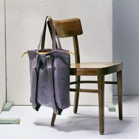 meyota shopper-backpack taupe/ Variante Backpack