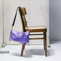 meyota buggy bag violet/ geklappte Variante